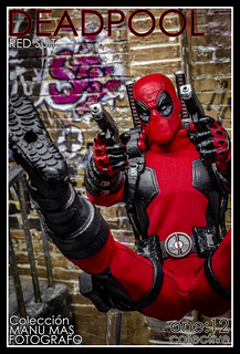 Mezco ONE:12 - Deadpool | by manumasfotografo