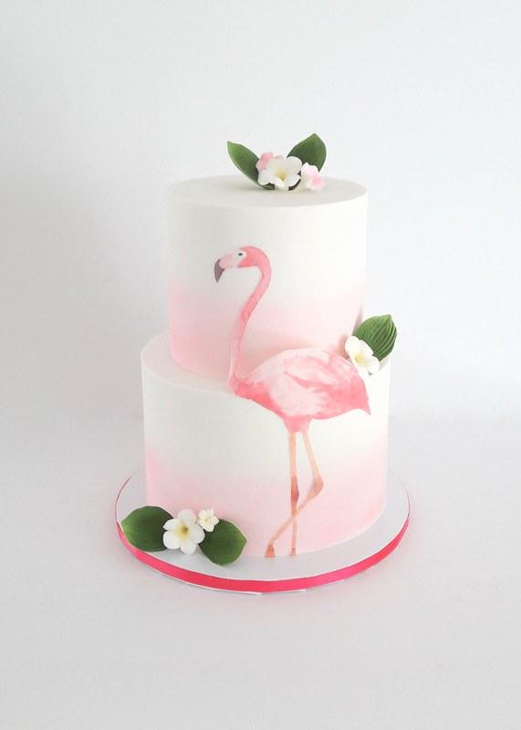 World Map Cake Design