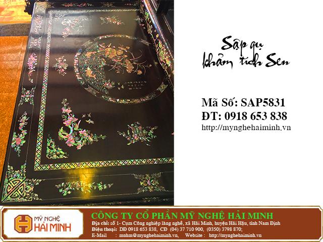 SAP5831h Sap gu Kham Lien Chi Tich Sen do go mynghehaiminh