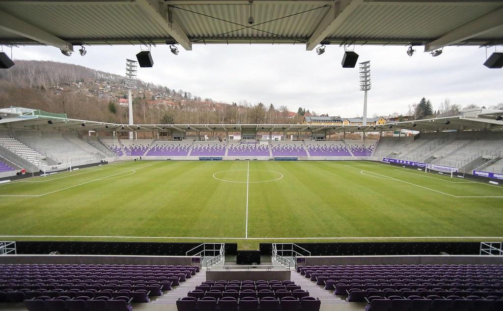 Aue Neues Stadion