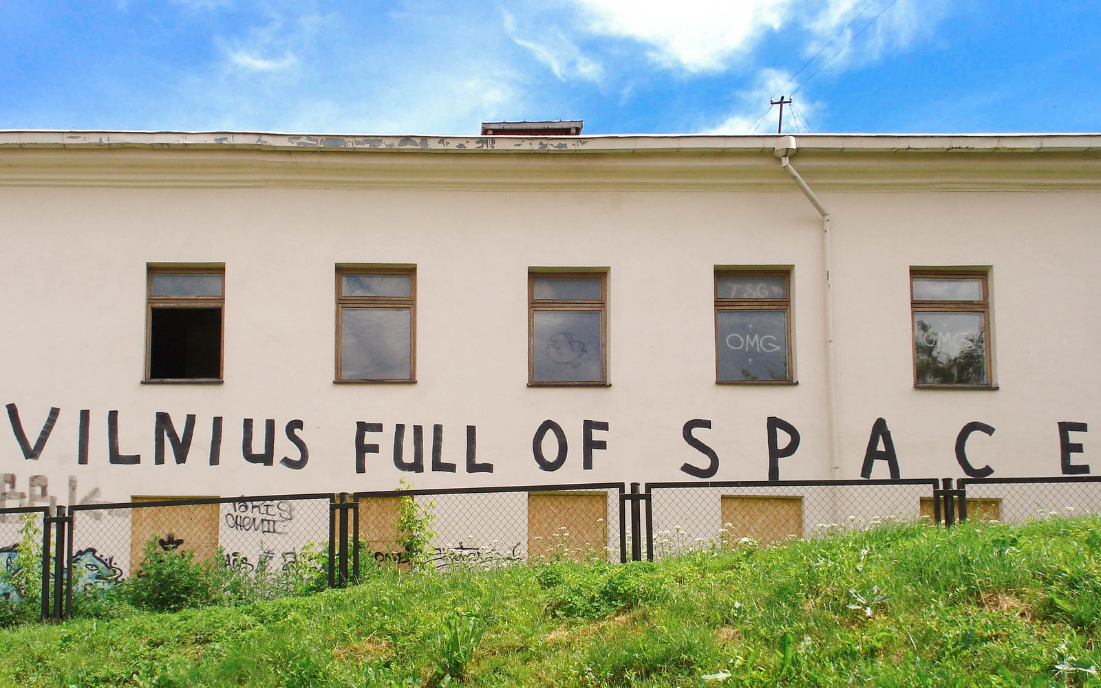 Vilnius Full of Space