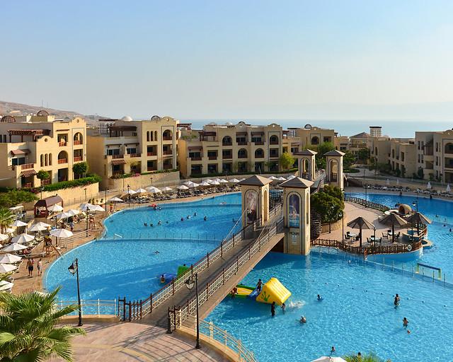 Resort en el Mar Muerto
