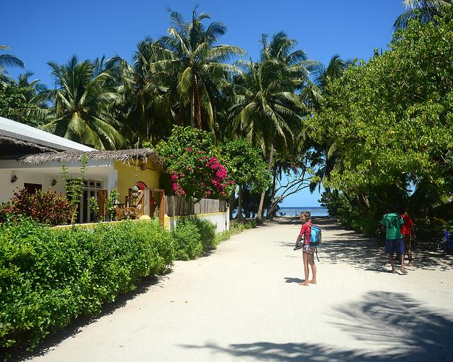 Excursión desde el Pearl Beach View de Maldivas
