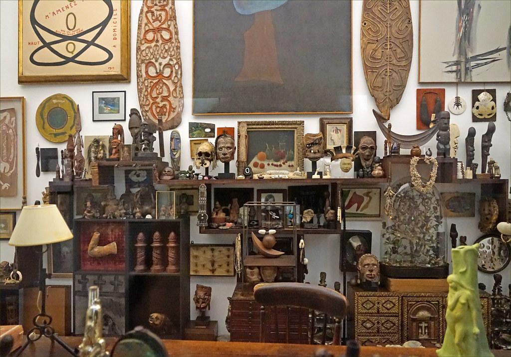 l 39 atelier d 39 andr breton mus e national d 39 art moderne pa flickr. Black Bedroom Furniture Sets. Home Design Ideas