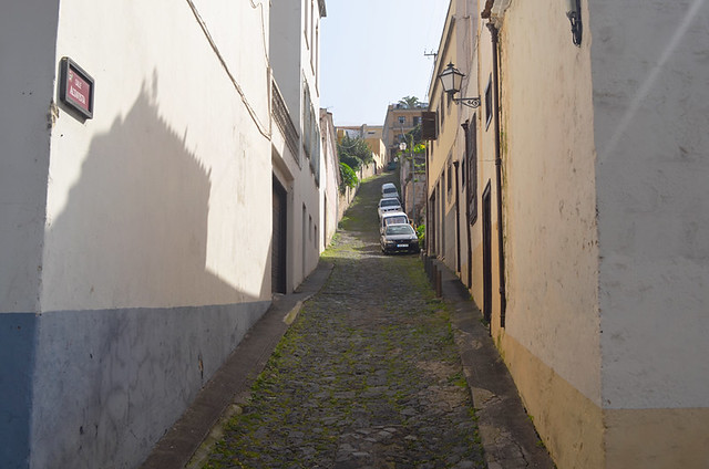 Steep street, Tenerife