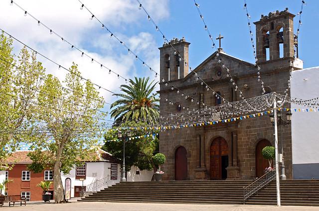 Santuario del Santísimo Cristo de Dolores, Tacoronte, Tenerife