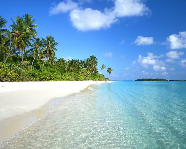 Vodamulaa en Maldivas, una de las mejores islas donde ir en Maldivas
