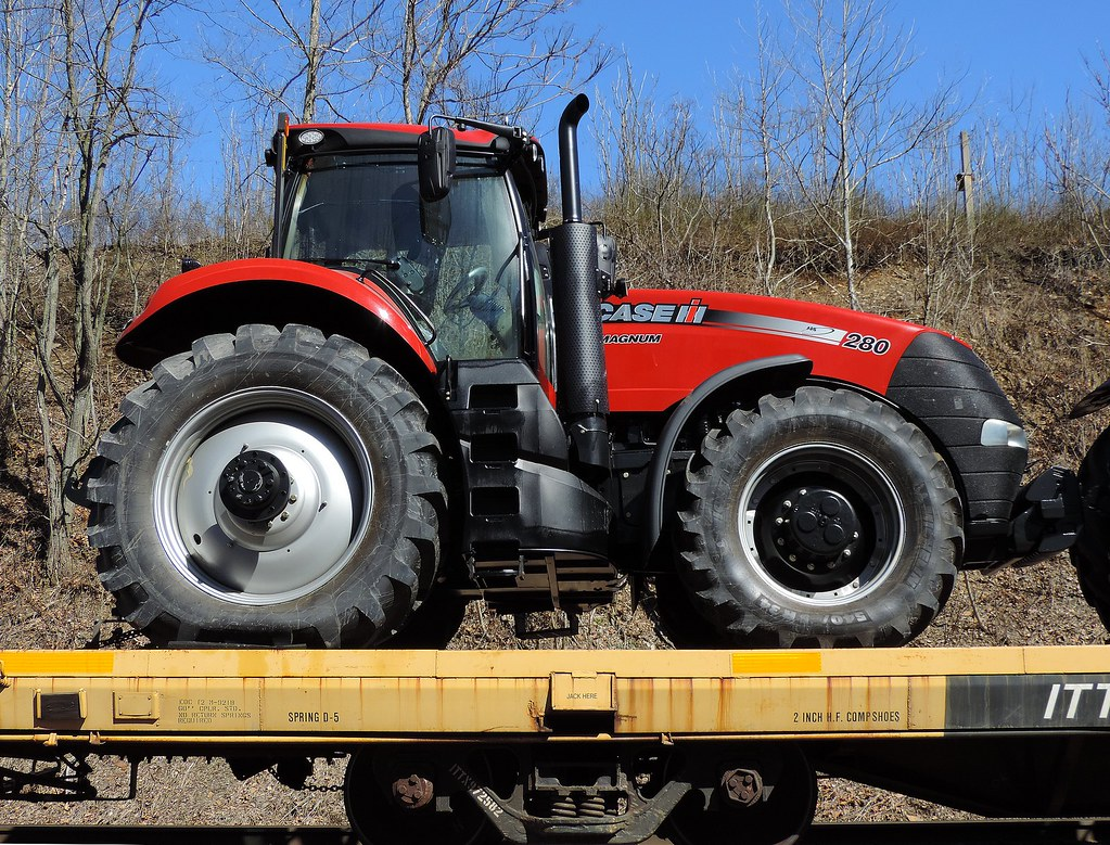... CASE IH Magnum 280 (2) | by Proto-photos