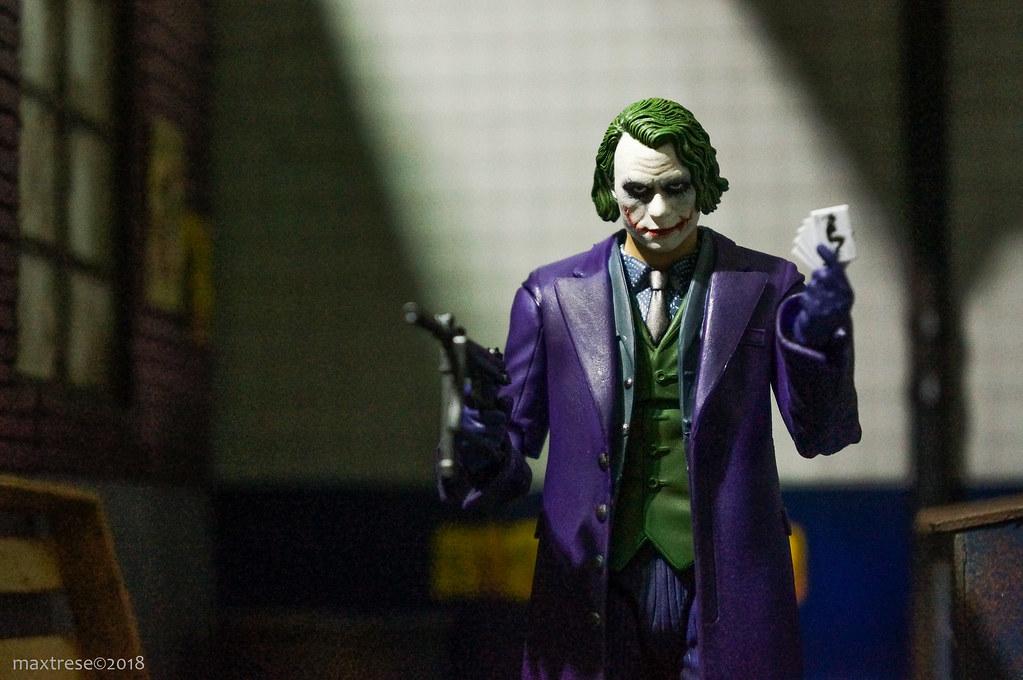 Mafex Joker 2.0 TDK