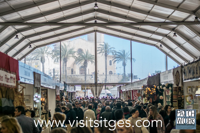 GALERIA DE FOTOS FESTIVAL INTERNACIONAL PATCHWORK SITGES 2018
