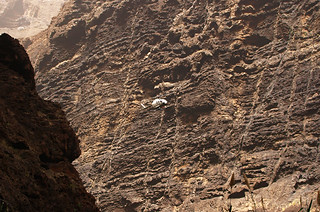 Rescue copter, Masca Barranco, Tenerife | by Snapjacs