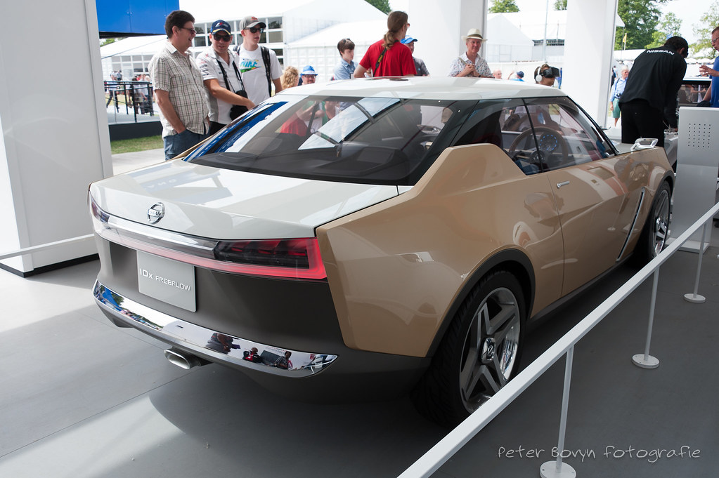 Nissan Idx Freeflow Concept 2013 Festival Of Speed 2014 Flickr