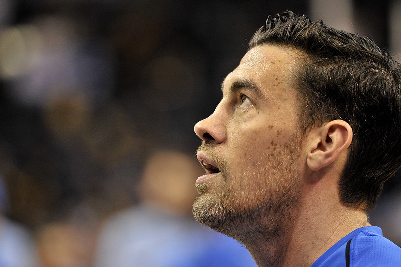 Nick Collison職業生涯全待在超音速與雷霆。(達志影像資料照)