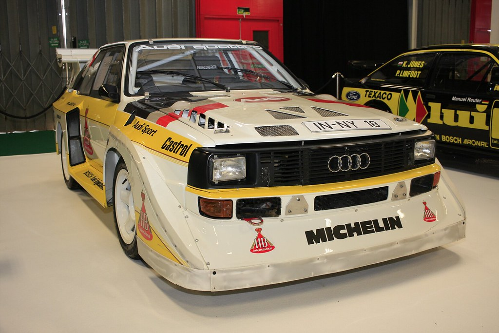 In Ny 18 1985 Audi Sport Quattro S1 E2 In Ny 18 1985 Audi Flickr