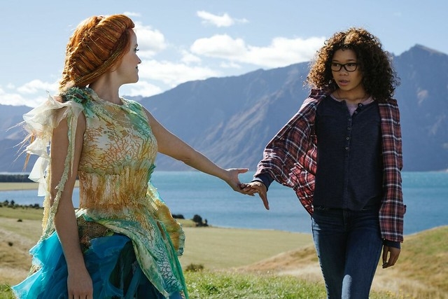 "Still from the movie ""A Wrinkle in Time"""