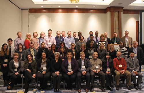 2018 SNAP E&T Learning Academy members