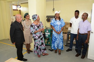Governor General visits The Learning Centre (26) | by barbadosgovernmentinformationservice