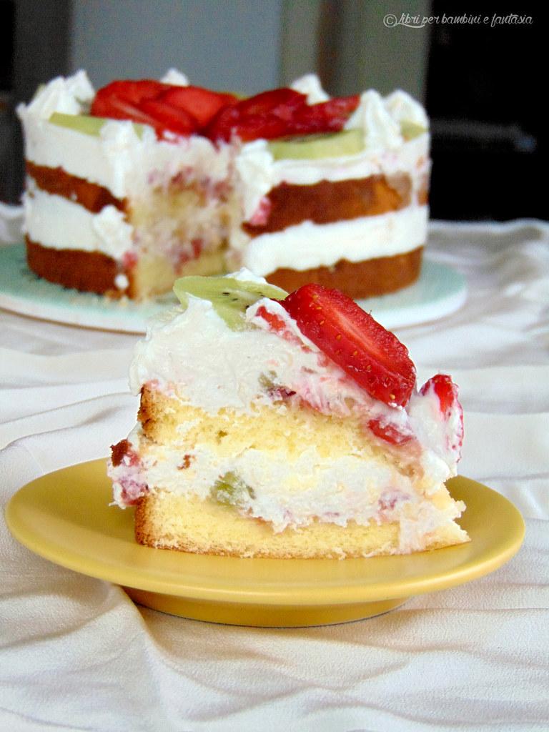 Torta Frutta E Ricotta 3 Milena Z Flickr