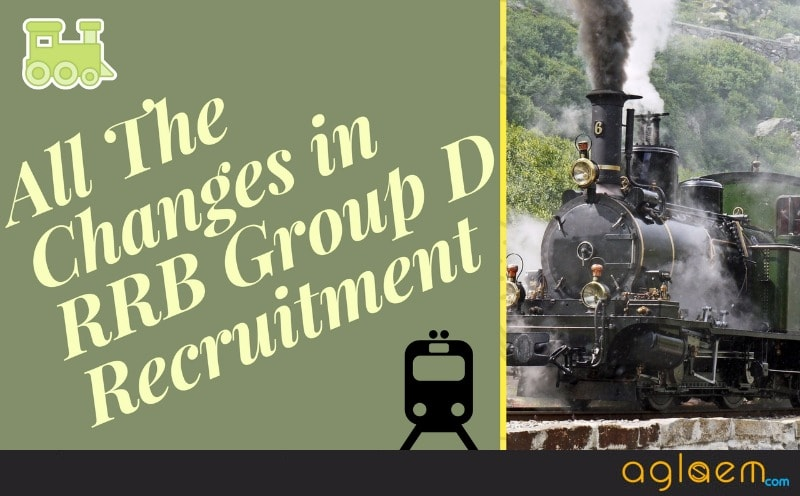RRB Group D Recruitment: All the Changes You Need to Know