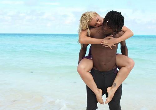 Black Guy White Girl Ljubim te in ljubil te bom-2982