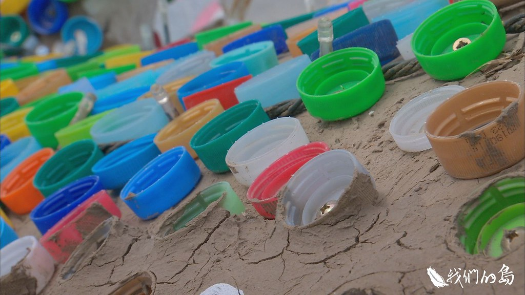 945-3-23今年的嘉義燈會為了展現環保精神,設置綠能環保燈區,藝術家運自然或回收材料,製作燈具。