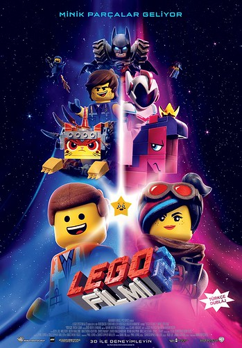 Lego Filmi 2 - The Lego Movie 2: The Second Part (2019)
