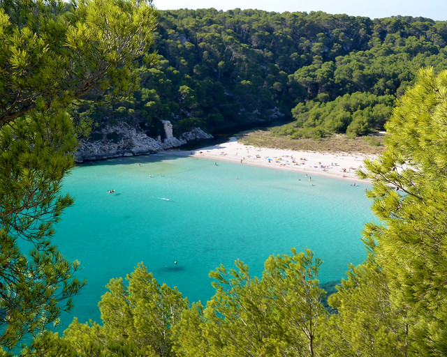 Mitjana en Menorca