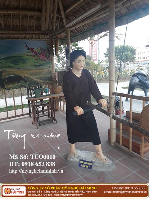 Tuong xi mang mynghehaiminh TUO0010k