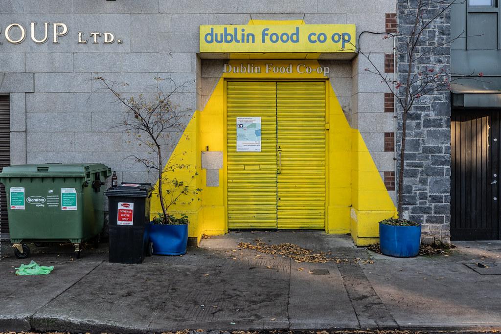 BLACKPITTS AREA OF DUBLIN - NEWMARKET SQUARE 009