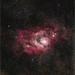 Messier 8 – The Lagoon Nebula in the Constellation Sagittarius