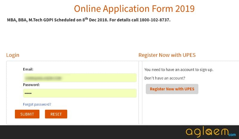 UPES 2020 Login: Check UPES Student Login for Application