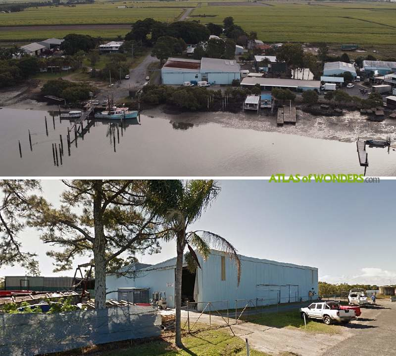 Tidelands where filmed