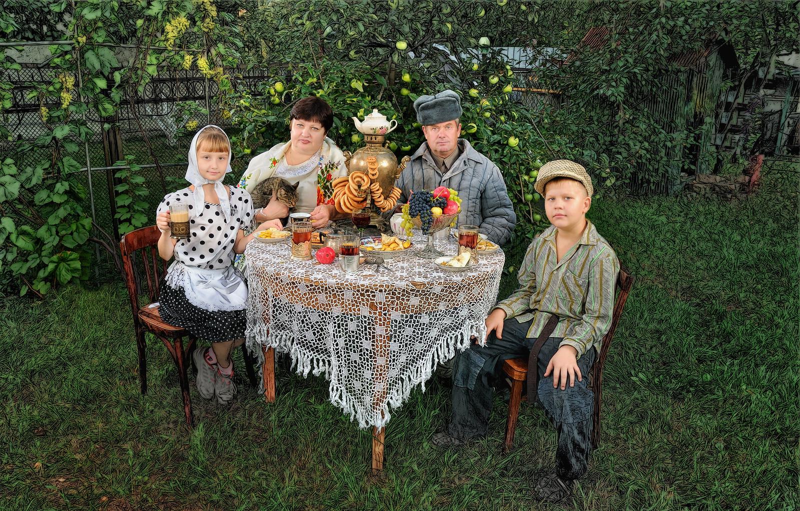 портретный и семейный фотограф Челябинск