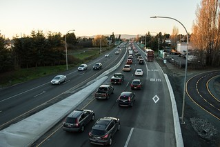 New bus priority lane cuts commute times | by BC Gov Photos