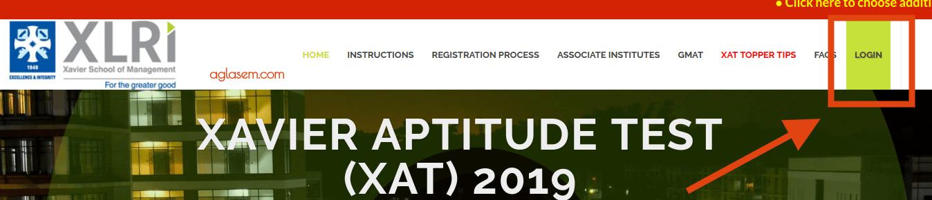 XAT 2019 Admit Card Download