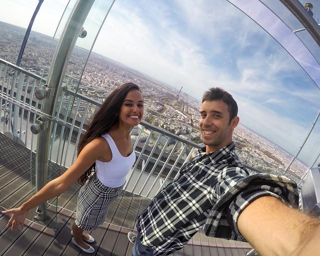 Torre Montparnasse de París