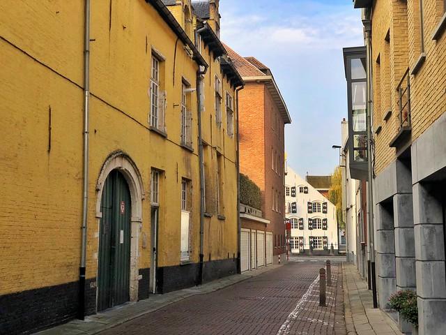 La puerta española en Lier (Flandes)