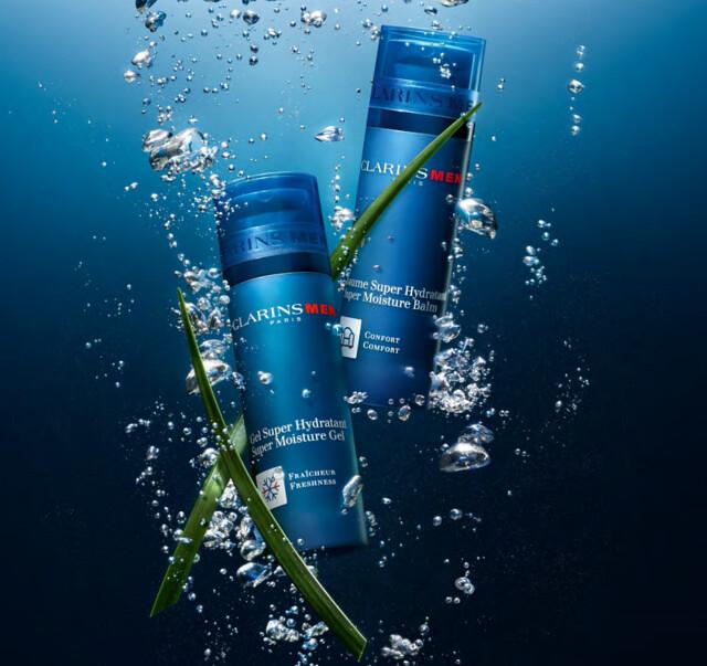 Tratamientos Super Hidratantes ClarinsMen