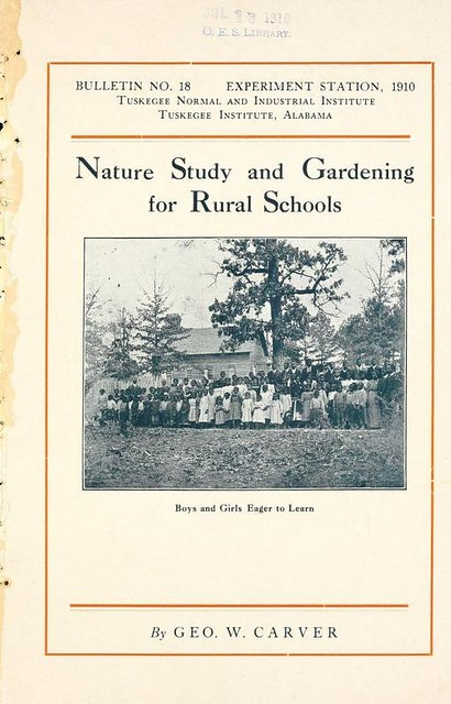 Nature Study and Gardening for Rural Schools brochure