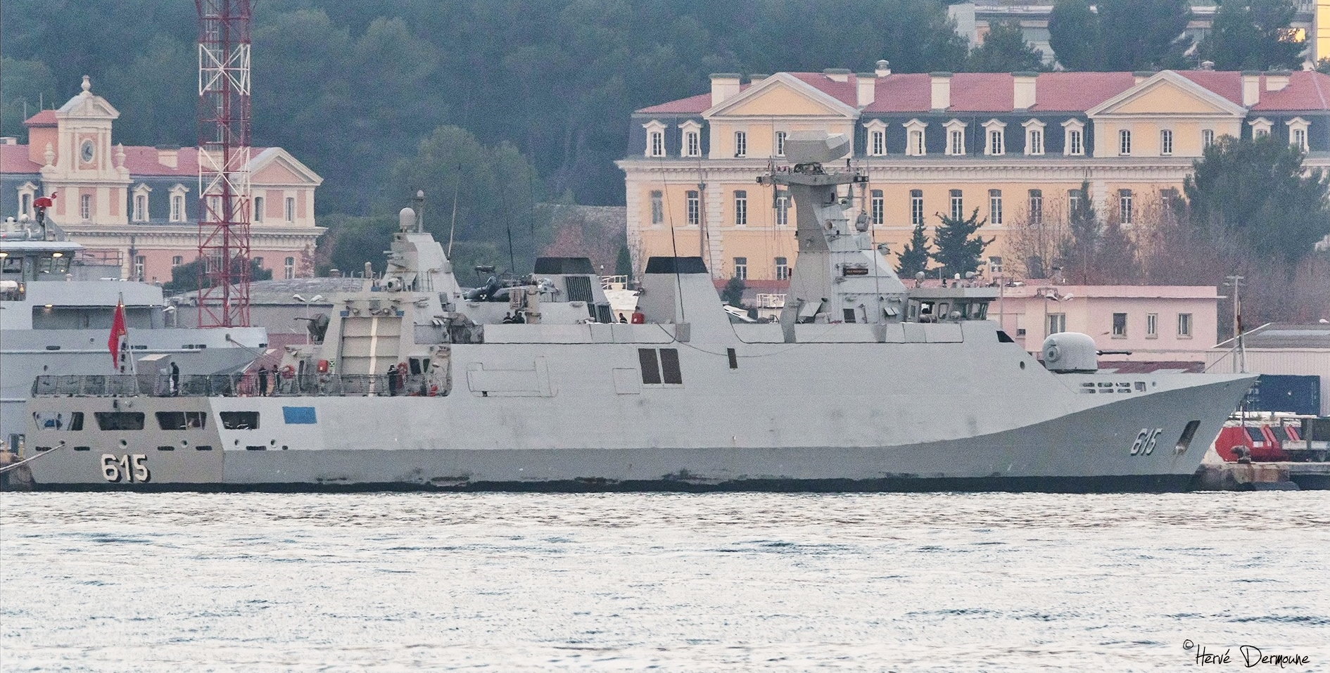 Royal Moroccan Navy Sigma class frigates / Frégates marocaines multimissions Sigma - Page 25 44455264510_f468736ee8_o
