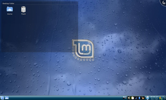 Mint-KDE