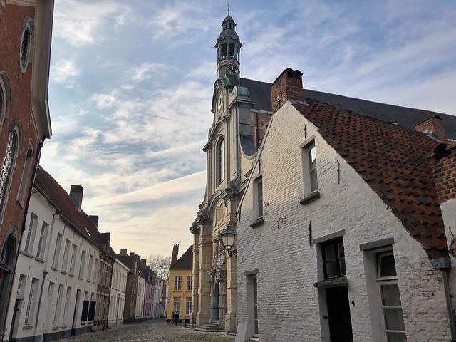 Beaterio de Lier en Flandes