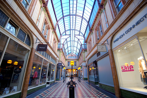 Miller Arcade interior | by Tony Worrall