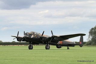 Avro Lancaster NX611 Just Jane