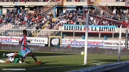 Catania-Cavese 5-0: pokerissimo rigenerante, buon Natale Catania!$
