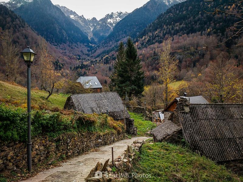 Eth Pradet en la Val de Toran