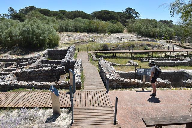 Roman Ruins, Troia