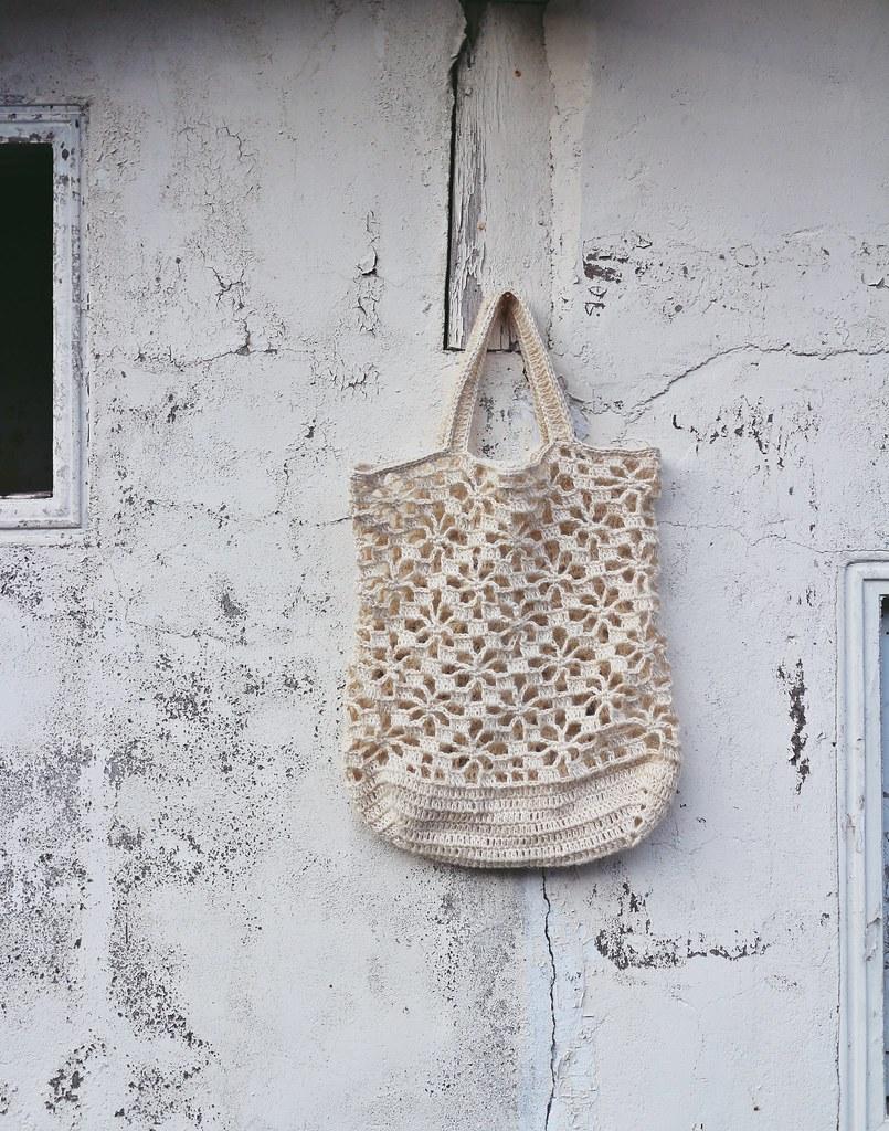 Spot Handmade Handwoven Jute Rope Woven Net Bag Shopping Bag Hemp Rope Bag Shop Espressowithyou Handbags Totes Pinkoi