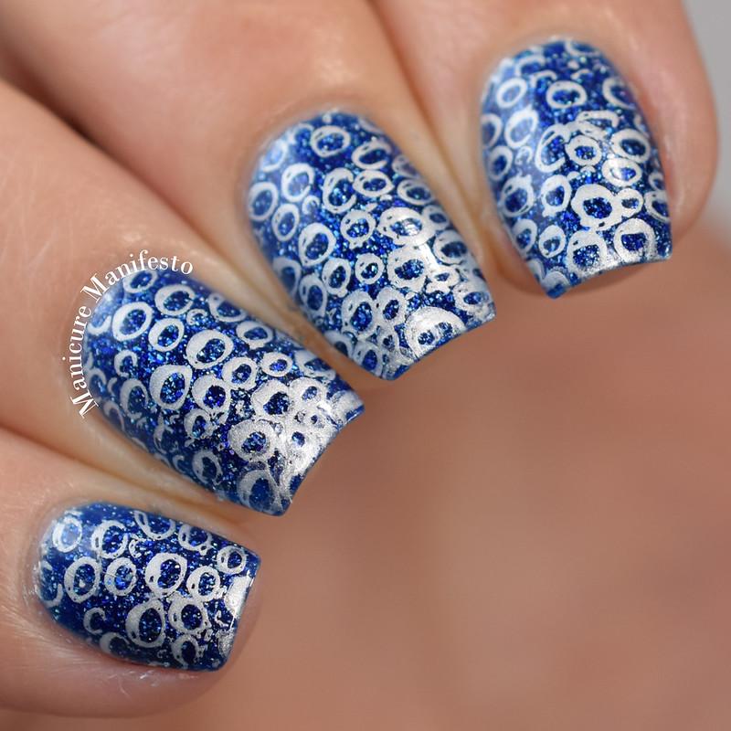 Pearl White Stamping Polish