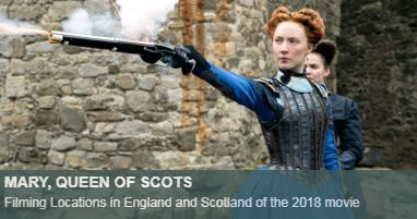 Where was Mary Queen Scots filmed